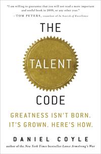 Daniel Coyle the talent code
